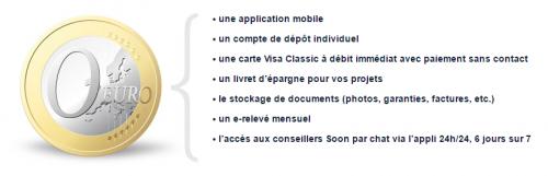 Le compte soon d'Axa Banque